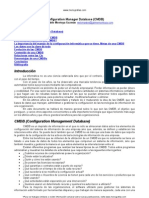 Configuration Manager Database