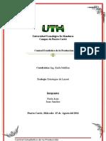 Informe Control Estadistico de La Produccion