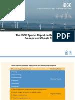 IPCC SRREN Generic Presentation v05