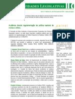 Novidades Legislativas - Edição nº 41[1]
