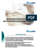 microdermoabrasion humeda