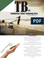 Buletin Solidaritas Tolak Tambang Besi_1