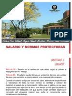 Salario y Normas Protector As