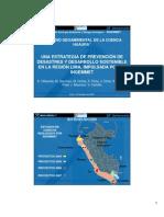 Estudios geoambientales_cuenca del río Huaura, lima-Perú