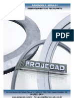 Apostila SolidWorks - Módulo I