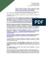 Guía sobre los procesos de inmigración-Colombia