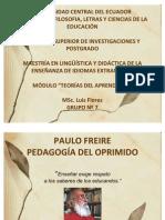 Trabajo Sobre Paulo Freire Grupo 7