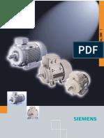 西门子低压电动机产品样本