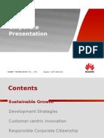 Corporate Presentation(V12.0 20110221)