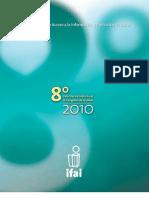 8o Informe de labores del IFAI