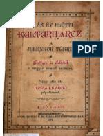 Huszár Károly - Száz év előtti kulturharcz