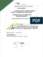 Congreso Internacional Turismo Rural