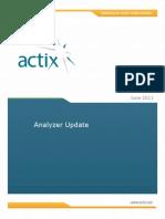 Releasenotes Analyzer Update 2011 06 June