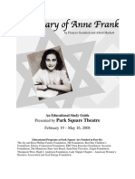 The Diary of Anne Frank - Study Guide