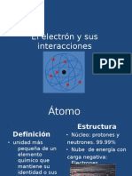 Introduccion Al Electron y Sus Inter