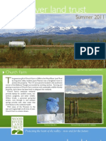 Wood River Land Trust Summer Newsletter 2011