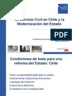Servicio Civil Chile