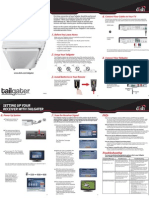 Tailgater by Dish Network Quick Install Guide