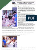 Moraga Charity and Teens Plant Hope in Tornado Torn Joplin