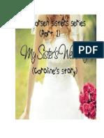 Larsen Sisters 1- My Sister's Wedding