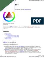 Modelo de Color HSV - Wikipedia, La Enciclopedia Libre