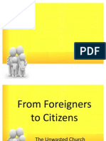 From Foreigners to Citizens