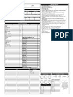 Imported HeroForge V6.1.0