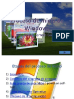 Proceso de Inicio de Windows