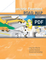 The Concrete Pavement Road Map