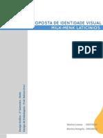 Proposta de Identidade Visual para Embalagens Milk Menk Laticínios