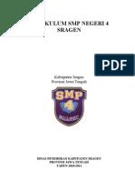 KTSP SMP N 4 SRG 2011