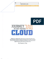 Journey to the Private Cloud