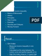 Micro Credit Presentation