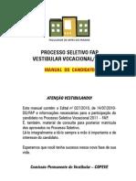 Manual FAP 2011