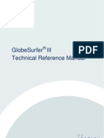 Globe Surfer III Reference