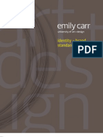 Identity + Brand Standards Manual