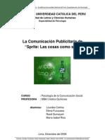 Comunicacin Public It Aria Sprite Reporte Escrito