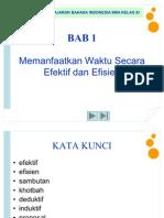 Modul I Bahasa Indonesia