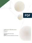 additional mathematic project 7 2011