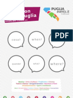 Cosa fare in Puglia - agosto 2011