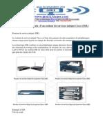 Configuration Initiale Un Routeur de Services Inegre Cisco