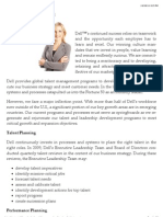 Talent Management | Dell