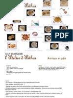 recettes arthur
