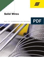 4 ESAB Solid Wires Nov 06