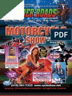Thunder Roads Virginia Magazine - December - '07