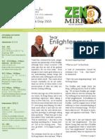 Tear Enlightenment - Zen Mirror May-June 2011