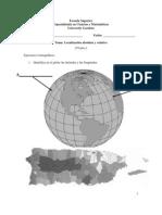 Ejercicios de localización relativa y absoluta 2011