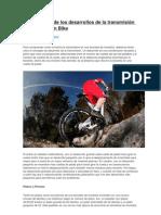 Uso correcto de los desarrollos de la transmisión en Mountain Bike