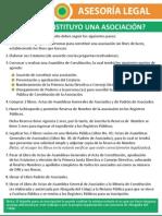 Consultorio Urbano - Cartilla informativa