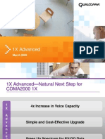 1X Advanced Benefits 050509